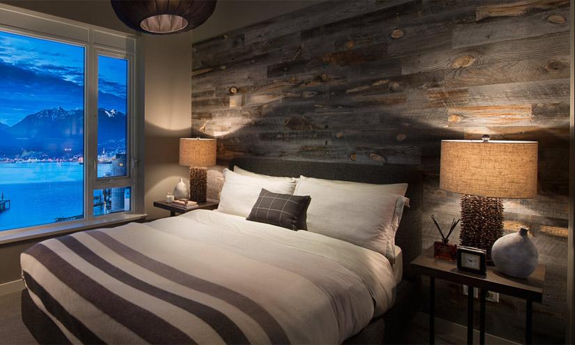 quels rev tements pour des murs design infobatir. Black Bedroom Furniture Sets. Home Design Ideas