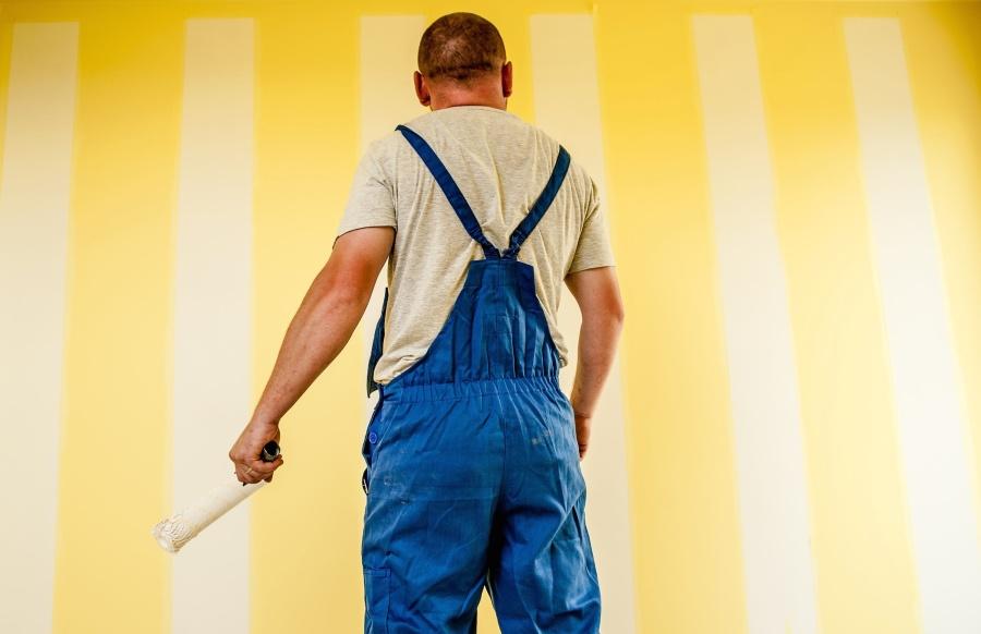 pourquoi repeindre les murs de sa maison avec de la peinture de qualit professionnelle. Black Bedroom Furniture Sets. Home Design Ideas