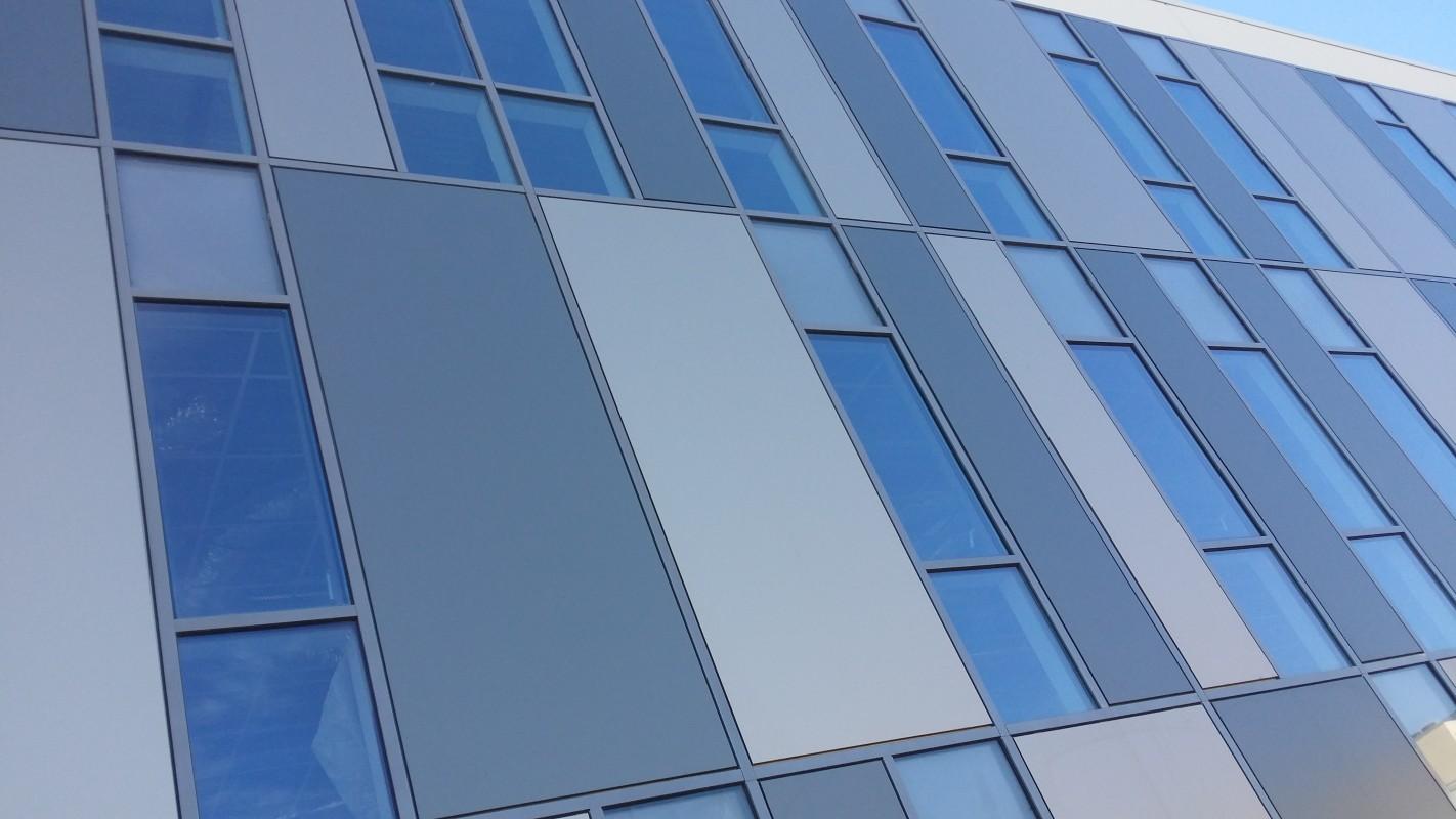 Immeuble de bureaux se réinventent