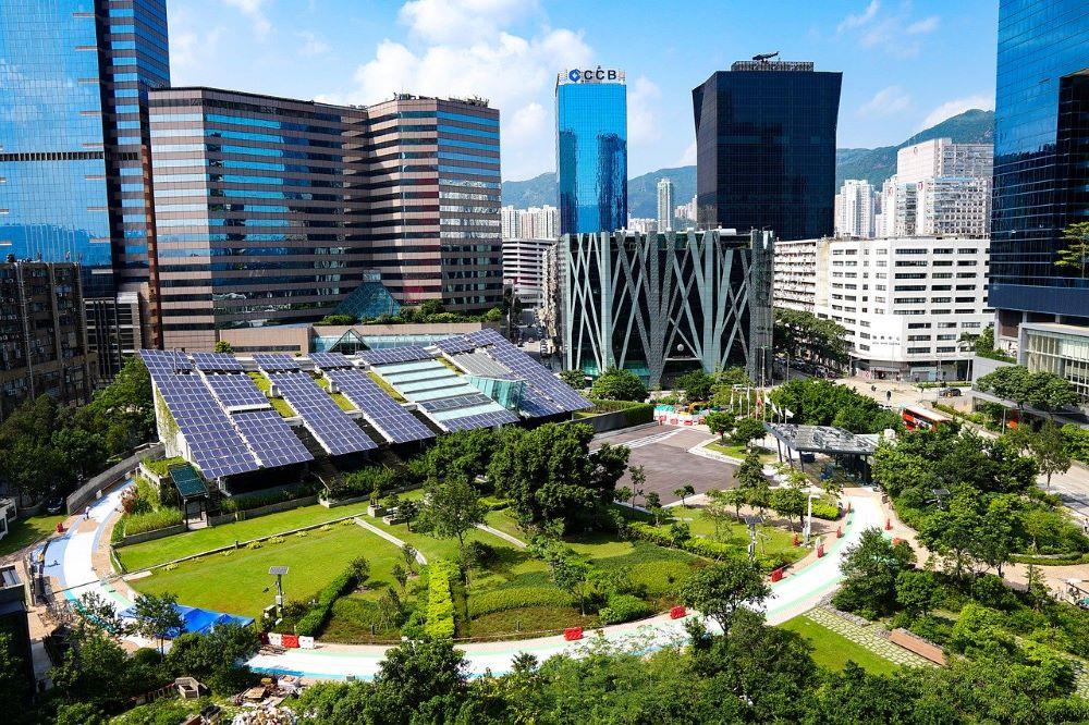 Centre urbain d'architecture écologique
