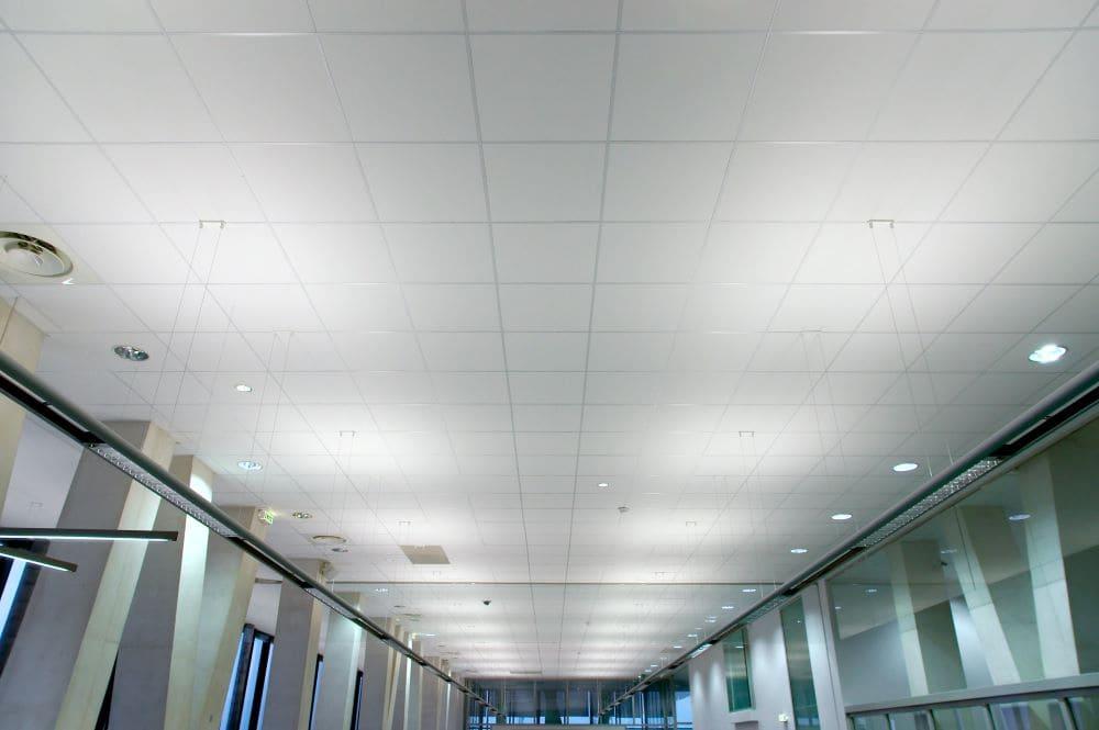 dalles faux plafond